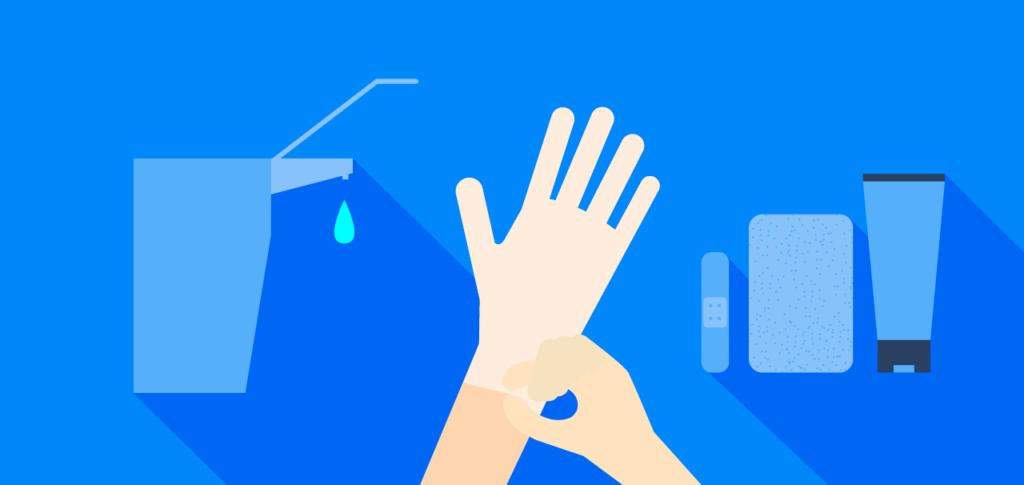 Händehygiene für Pflegekräfte 2019