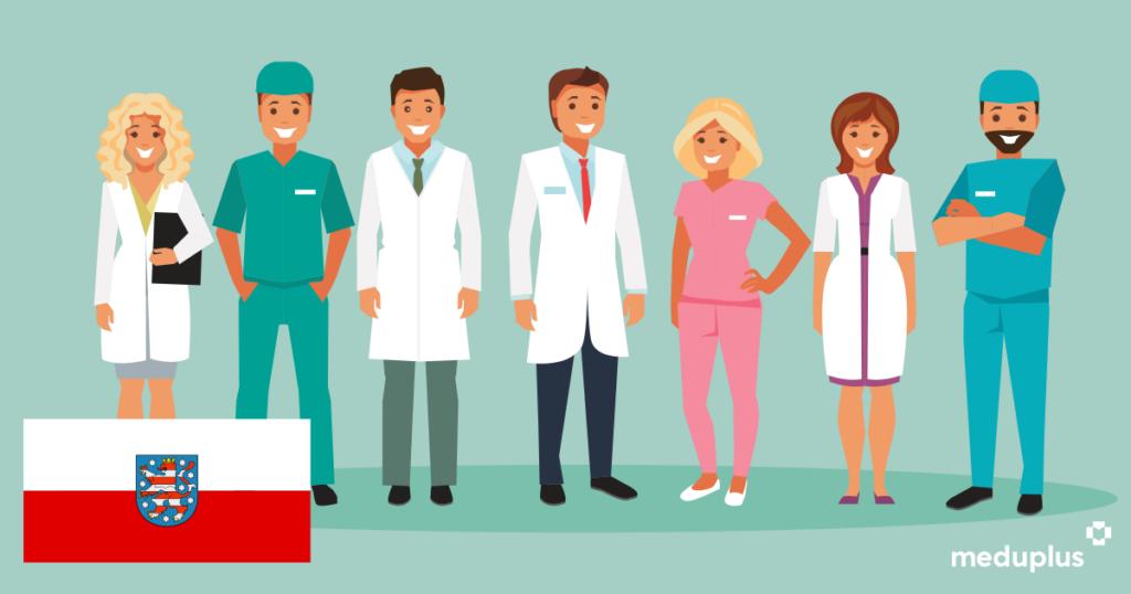 Thüringen einen Hygienebeauftragten Arzt