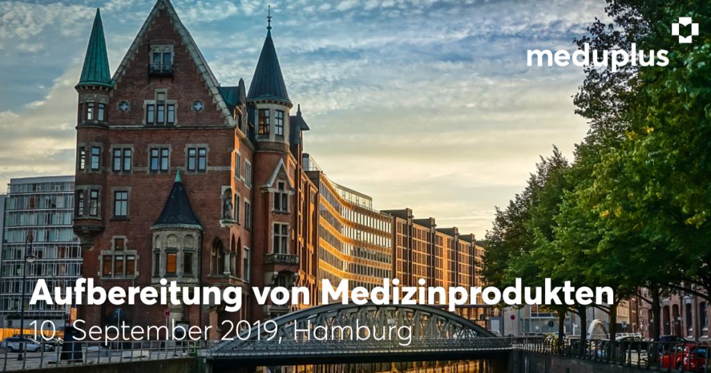 Aufbereitung von Medizinprodukten in Hamburg