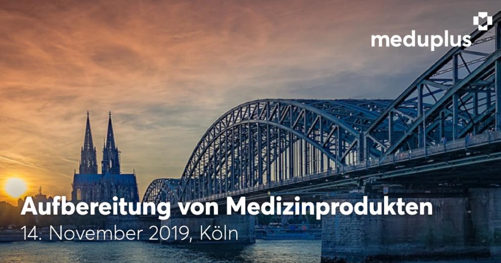 Aufbereitung von Medizinprodukten in Köln