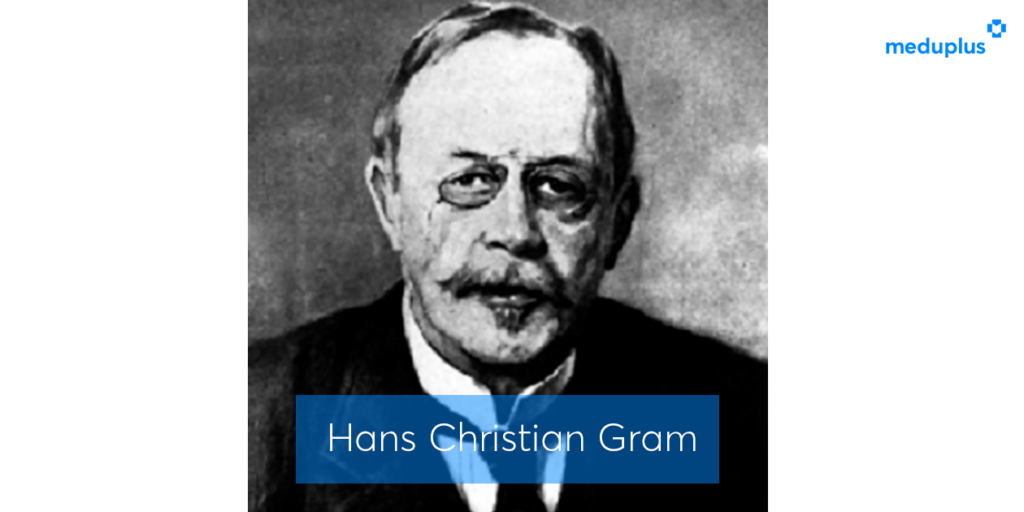 Hans Christian Gram Gram-Färbung