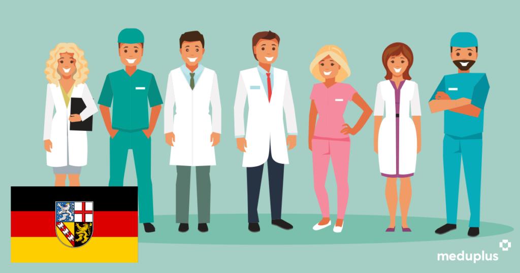 Benötigt eine Praxis im Saarland einen Hygienebeauftragten Arzt?